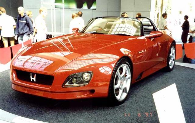 Concept Car Honda S2000